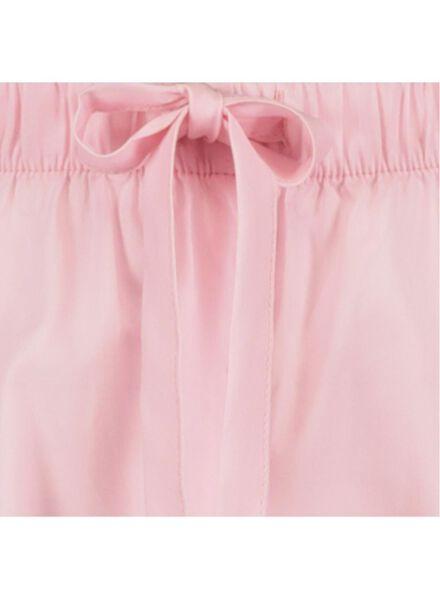 &C pyjama broek lichtroze lichtroze - 1000016516 - HEMA