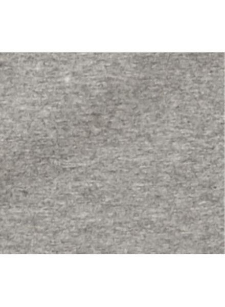 2-pak herenhemden naadloos grijs grijs - 1000009849 - HEMA