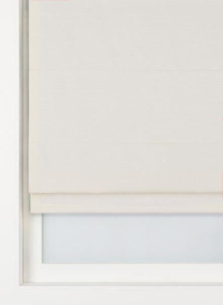 vouwgordijn gouda naturel - 1000016674 - HEMA