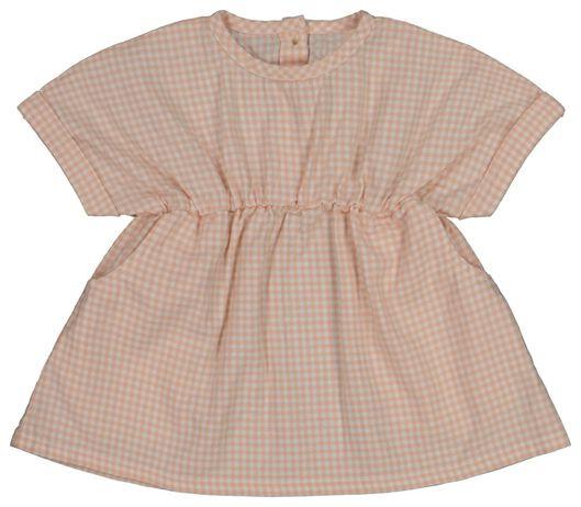 baby jurk roze roze - 1000018812 - HEMA