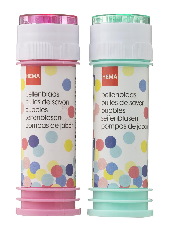 HEMA Bellenblaas Confetti (multicolor)