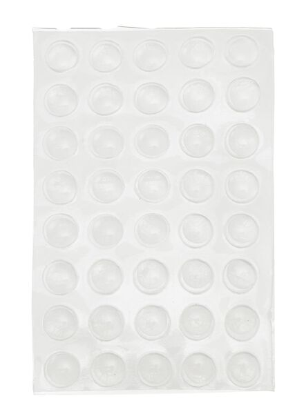 40-pak zelfklevende stootdopjes - 81040079 - HEMA