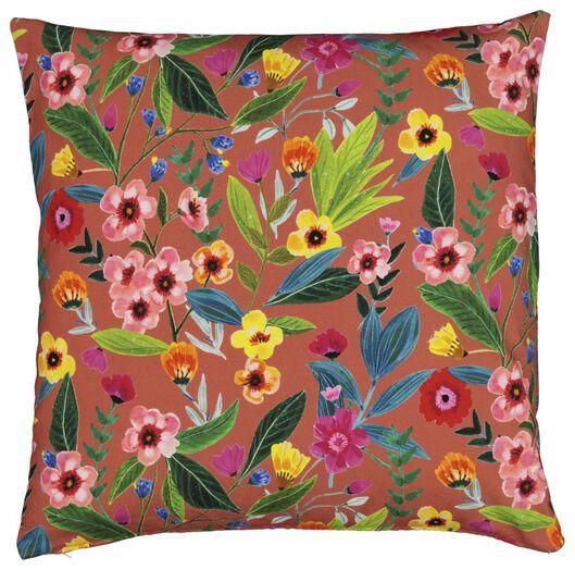 kussenhoes - 50x50 - bloemen - 7320012 - HEMA