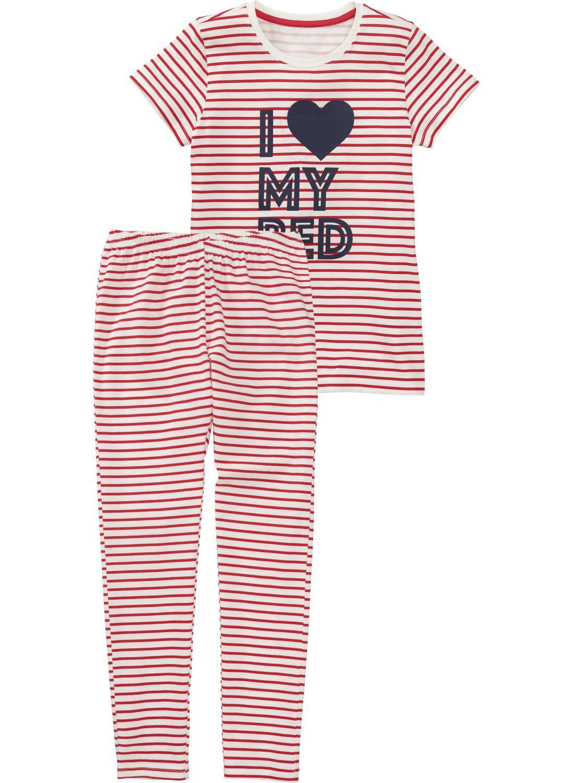 HEMA Kinderpyjama Rood (rood)