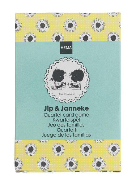 Jip en Janneke kwartetspel - 15140015 - HEMA