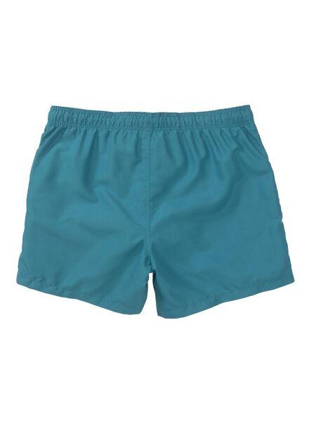 heren zwembroek felblauw felblauw - 1000013391 - HEMA