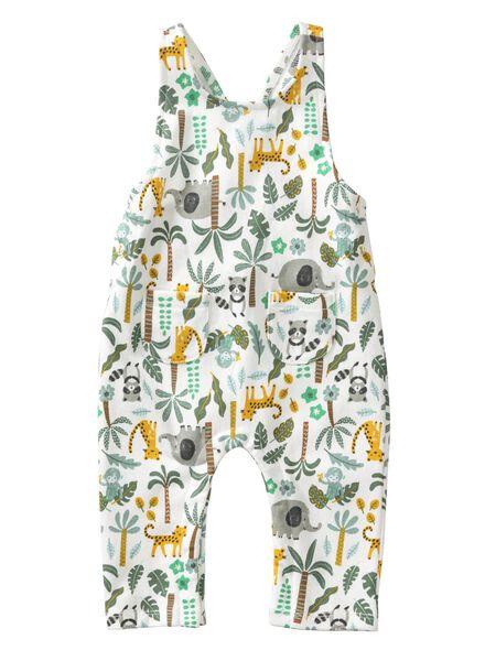 newborn jumpsuit gebroken wit gebroken wit - 1000013397 - HEMA