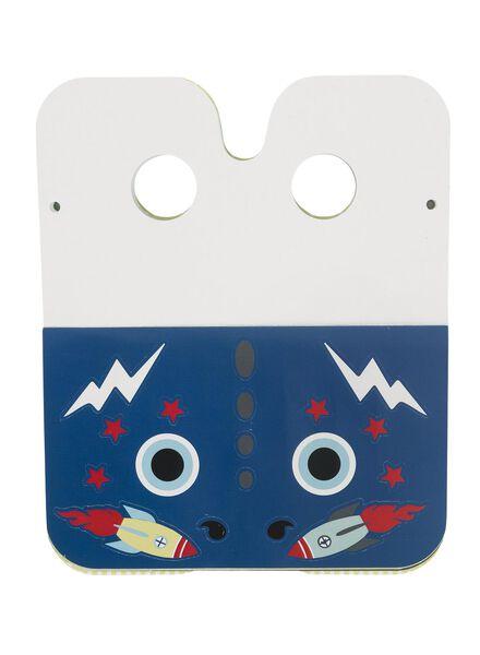 dinosaurus masker stickerboekje - 15990202 - HEMA