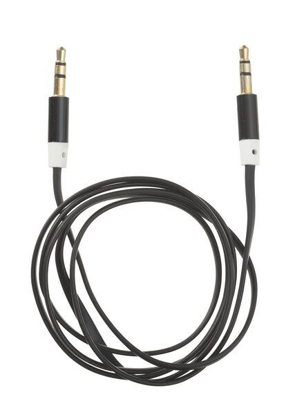 audiokabel 3,5mm jack - 39630101 - HEMA
