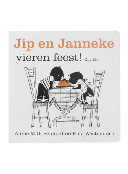 Jip en Janneke boek - vieren feest - 15140038 - HEMA