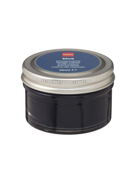 schoencrème blauw - 20500080 - HEMA