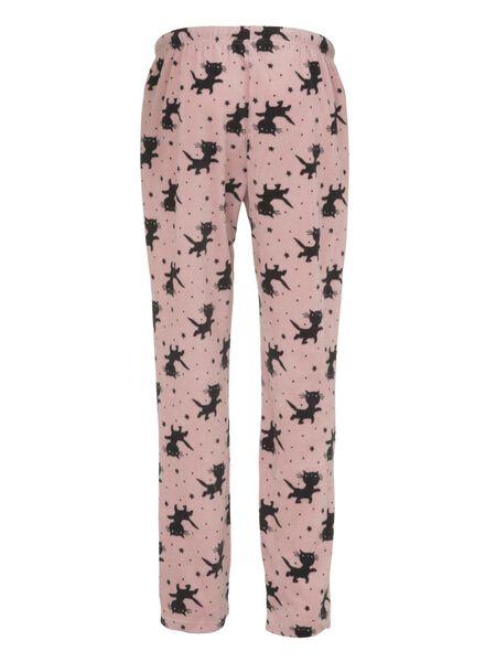 damespyjama roze roze - 1000009749 - HEMA