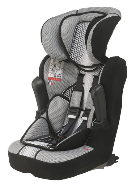 autostoel doorgroei 9-36kg Isofix - 41720022 - HEMA