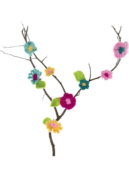 haakpakket bloemen - 15921029 - HEMA