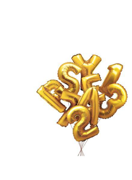 foil ballon 4 - 60800083 - HEMA