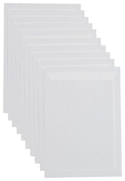 enveloppen C4 - 10 stuks - 14110361 - HEMA