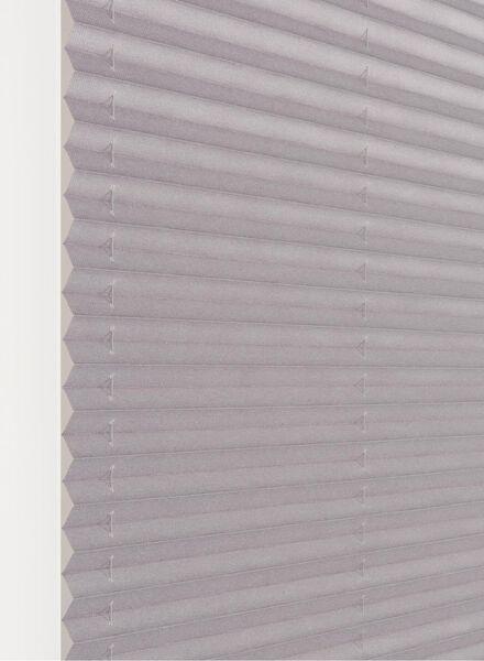 plisségordijn structuur grof lichtdoorlatend 20 mm - 7430052 - HEMA