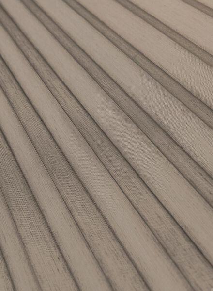plisségordijn structuur transparant 20 mm - 7430087 - HEMA