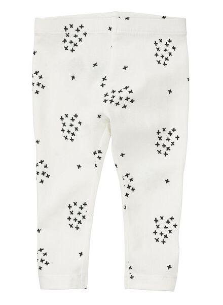 2-pak baby leggings roze - 1000008460 - HEMA