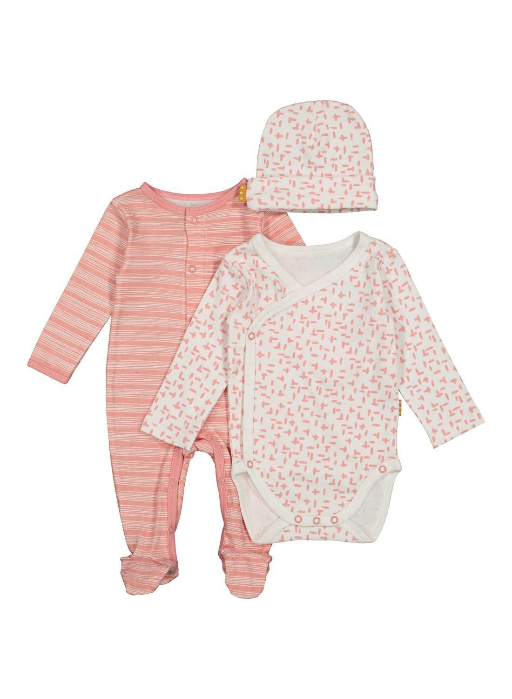 HEMA Newborn Set Roze (roze)