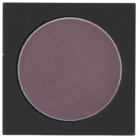 oogschaduw mono shimmer 15 powerful purple donkerpaars navulling - 11210315 - HEMA
