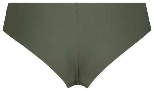 damesbrazilian micro groen S - 19640542 - HEMA