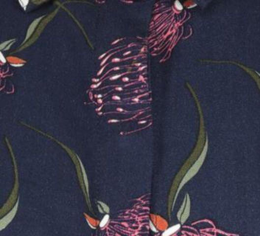 damesjurk bloemen multi multi - 1000021165 - HEMA