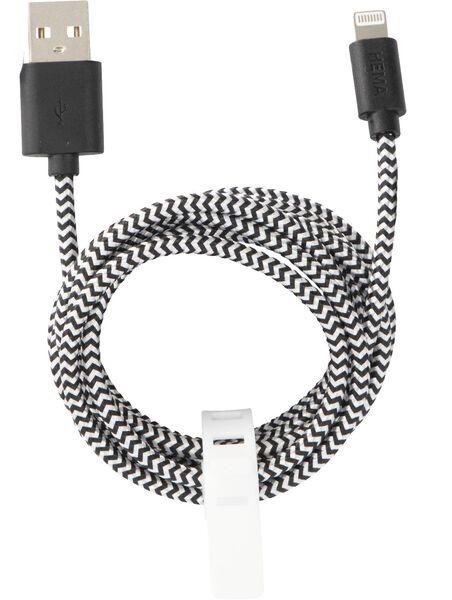 USB laadkabel 8-pin - 39630148 - HEMA
