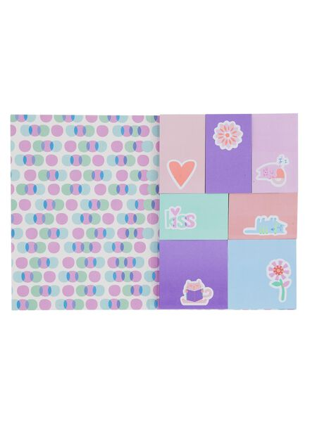 7-pak sticky notes - 14540720 - HEMA