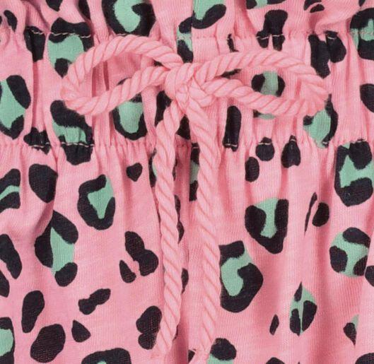 2-pak kindershorts roze roze - 1000019073 - HEMA