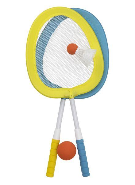 kinder badmintonset - 15860368 - HEMA