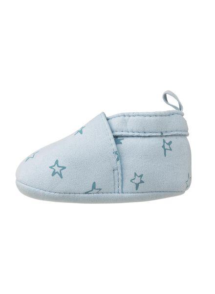 baby schoenen lichtblauw 6-9 mnd - 33263503 - HEMA