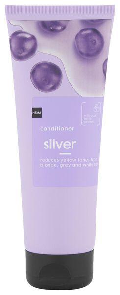 crèmespoeling silver 250ml - 11067103 - HEMA