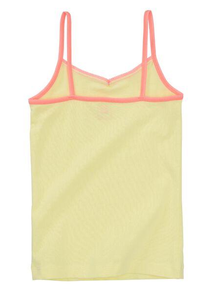 2-pak kinderhemden roze 122/128 - 19324334 - HEMA