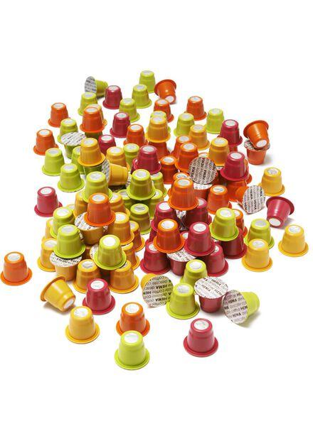10-pak capsules lungo regular - 17100037 - HEMA