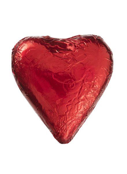 melkchocolade hart - 40 gram - 10050044 - HEMA