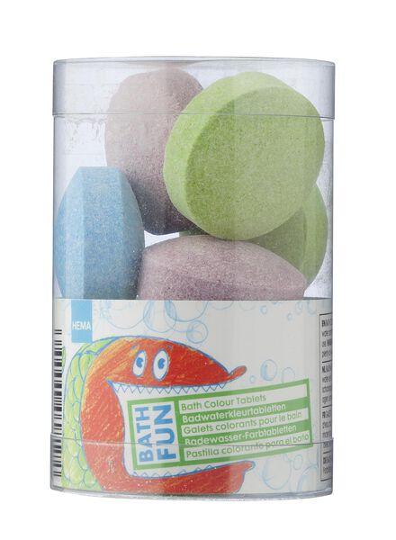 badwaterkleurtabletten - 11342105 - HEMA