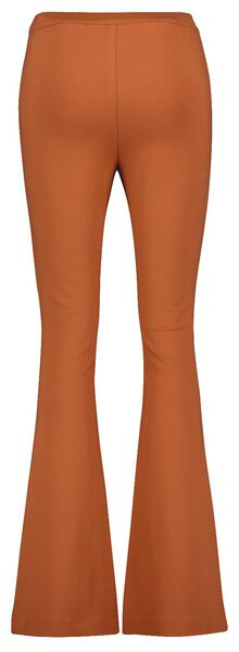 damesbroek bruin bruin - 1000025287 - HEMA