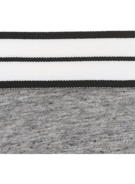 damesboxer grijsmelange grijsmelange - 1000006579 - HEMA