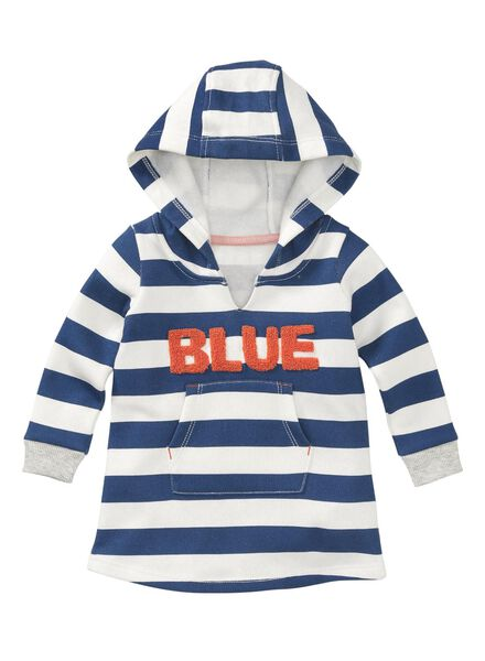 baby jurk blauw blauw - 1000008846 - HEMA