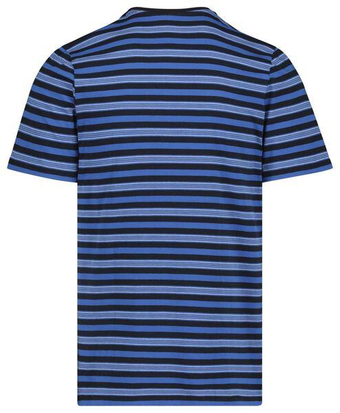 herenshortama blauw blauw - 1000019187 - HEMA