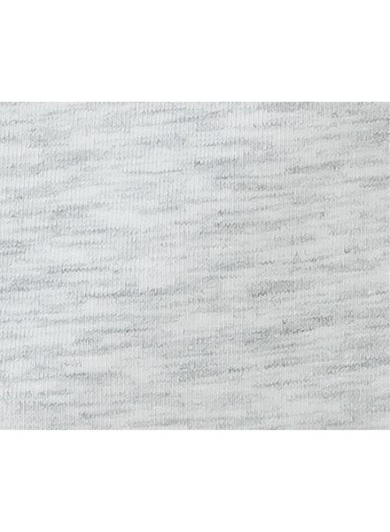 tiener soft top grijsmelange grijsmelange - 1000002566 - HEMA