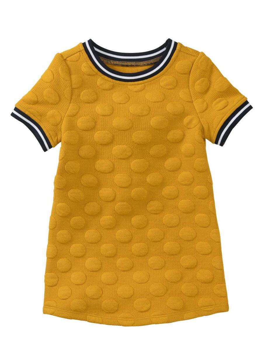 68aa96cad77 kinderjurk geel