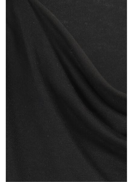 dames top zwart zwart - 1000017073 - HEMA