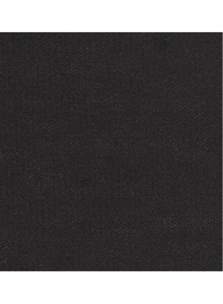 3-pak damesstrings wit/zwart S - 19660151 - HEMA