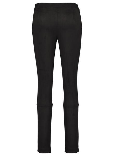 damesbroek zwart zwart - 1000017193 - HEMA