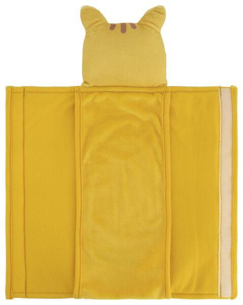 gordelkussen kat geel - 41700013 - HEMA