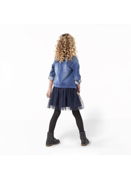 kinderrok donkerblauw donkerblauw - 1000011399 - HEMA