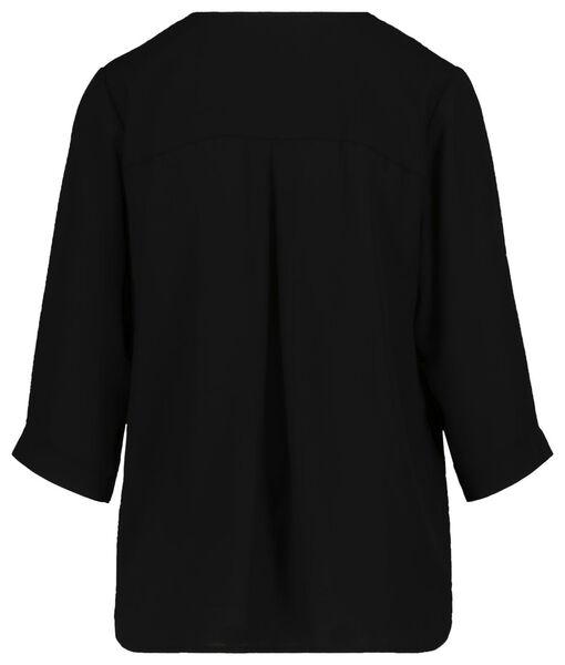 dames top zwart zwart - 1000019329 - HEMA