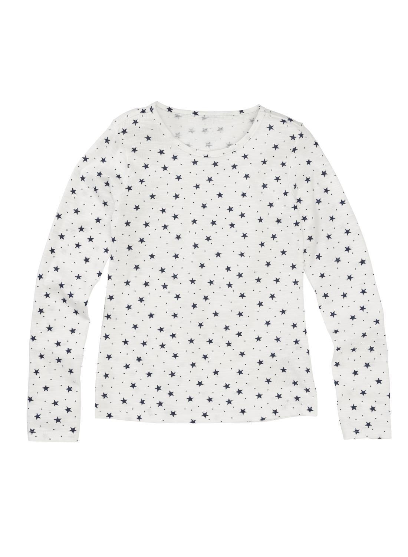 HEMA Kinder T-shirt Wit (wit)